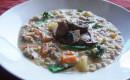 Milky Rice Porridge