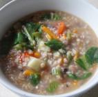 Chinese Porridge wz Organic Veggies