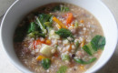 Chinese Porridge wz Organic Veggies