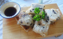 Gluten Free Dimsum- Fried Turnip Cake